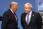 انگلیس: به توافق تجاری با آمریکا امیدواریم