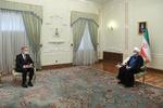 تعاون طهران وبرلين دون الاكتراث للحظر الامريكي/ اهتمام إيران بتطوير التعاون مع عمان