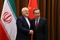 Zarif wishes broader prospect for Iran-China bilateral coop.