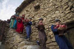 İran'da taş evleriyle ünlü Uraman (Hewraman) Bölgesi