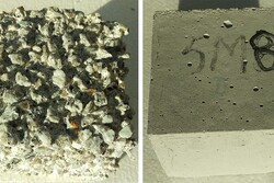 تولید بتن بدون سیمان که در شبکه فاضلاب دچار خوردگی نمیشود