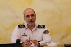 پلیس از ورود کامیون ها به تهران جلوگیری می کند