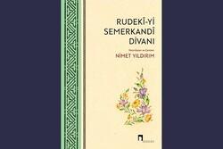 İranlı ünlü klasik şairin eseri Türkçe'ye kazandırıldı