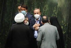 جلسه علنی ۸ مهر ۹۹ مجلس شورای اسلامی