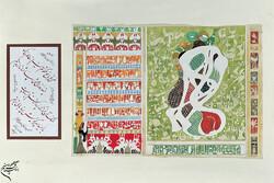 نمایش آنلاین آثار «شمس» فرهنگستان هنر