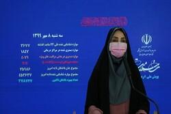 الصحة الإيرانية تعلن تسجيل 179 وفاة و3523 إصابة جديدة بفيروس كورونا