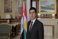 جدیدترین موضع گیری بارزانی درباره تحولات عراق