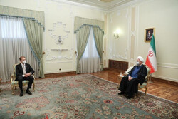Rouhani hails Norway's stance towards unilateralism