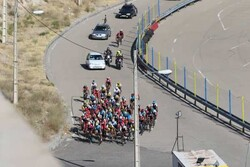 پایان مرحله دوم لیگ برتر دوچرخه سواری/ دو رکابزن خاطی محروم شدند