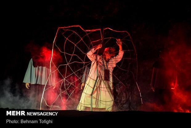 """Doomsday"" play at Eram Park"