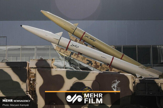 VIDEO: IRGC's 'National Aerospace Park' in Tehran
