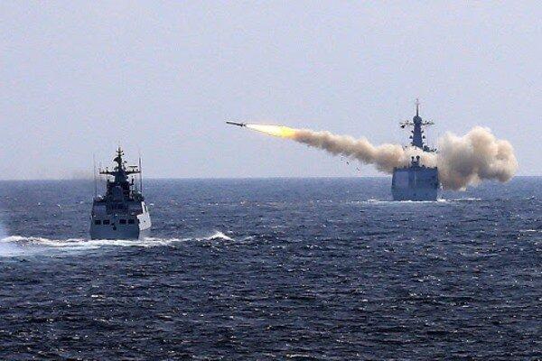 چین کی جانب سے بیک وقت 5 بحری مشقوں کا آغاز