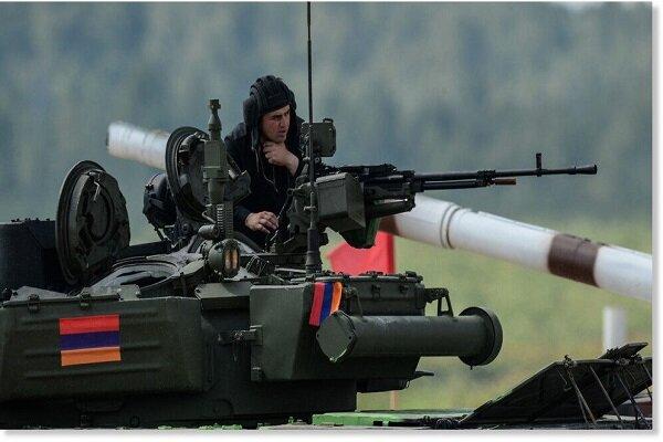 Ermenistan'dan 7 bin 500 askerli tatbikat kararı