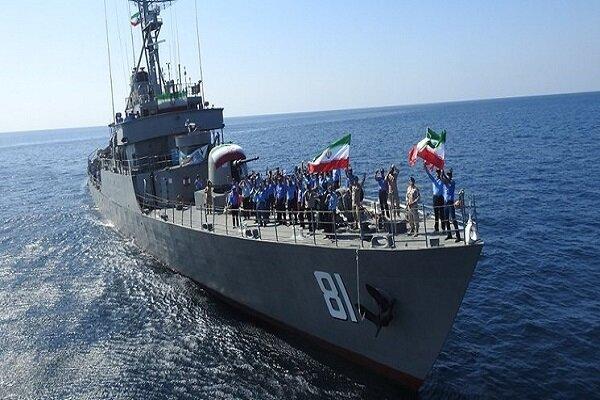 69th Navy fleet takes berth at Far-Seas to ensure interests