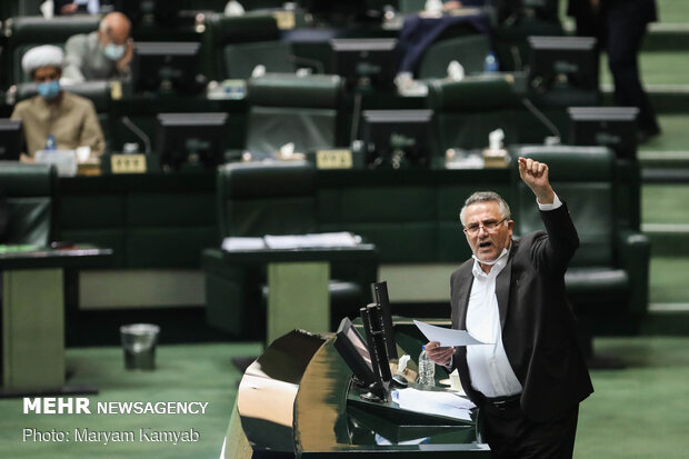 New industry min. gets vote of confidence from Parliament