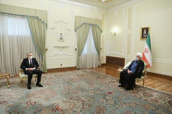 Iran, Spain discuss expansion of economic relations