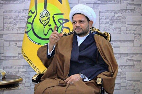 رئيس المجلس السياسي للنجباء: يستهدفون الابرياء ليتهموا المقاومة