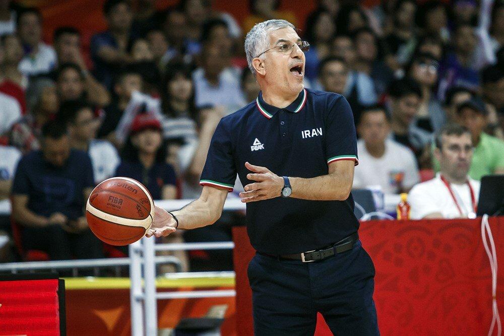 Shahintab to lead Iran basketball at Tokyo Olympics