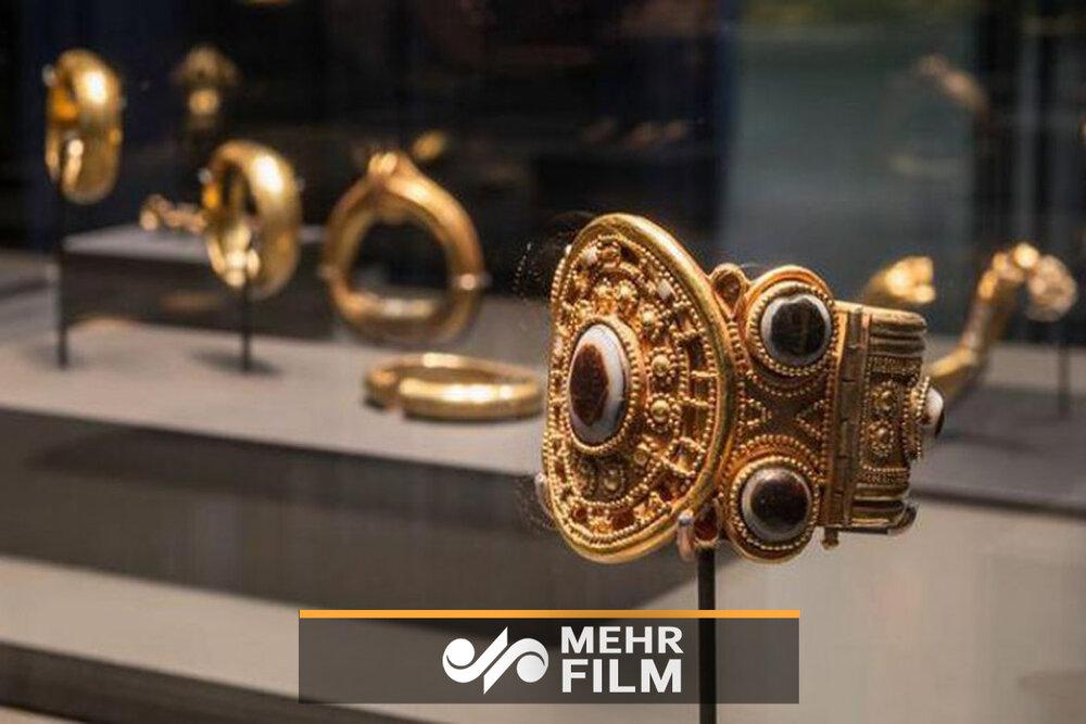 کشف ۲۷۸ قطعه تاریخی مربوط به دوره هخامنشیان از قاچاقچیان