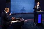 ٹرمپ اور بائیڈن کے درمیان پہلا صدارتی مباحثہ