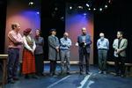 تجلیل از داود دانشور در تالار قشقایی تئاتر شهر