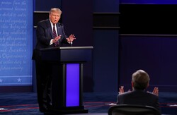 Trump waiting for next Presidential debate on Oct. 15