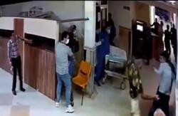 حمله اراذل و اوباش به بیمارستان پورسینا رشت/ چند نفر مصدوم شدند
