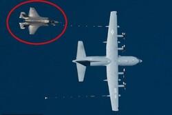 """تحطم مقاتلة """"إف-35"""" أمريكية فوق مقاطعة إمبريال بولاية كاليفورنيا"""