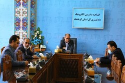 نخستین جلسه دادرسی الکترونیک در دادگستری کرمانشاه برگزار شد