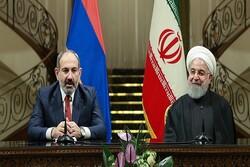 إیران تعرب عن استعدادها للقيام بدور بنّاء في حل الخلافات بين أرمينيا وأذربيجان