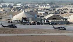 هجوم صاروخي يستهدف قاعدة الحرير الأمريكية في اربيل