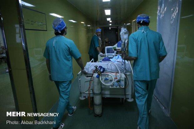 عمل Open-heart surgery in Masih Daneshvari, Modarres hospitals