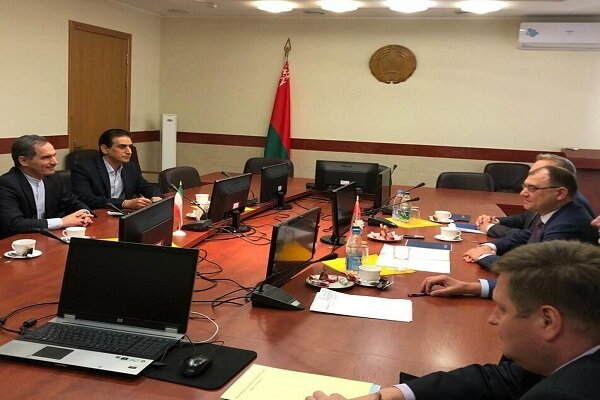 Iran, Belarus explore ways for developing energy coop.