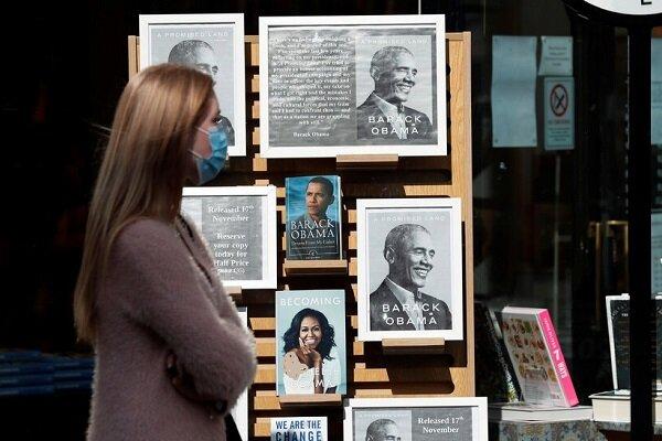 معرفی برنده بوکر به خاطر انتشار کتاب اوباما به تعویق افتاد
