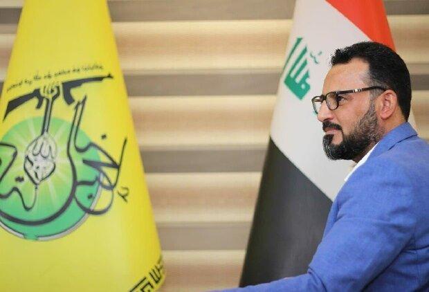 النجباء: الحكومة العراقية وضعت يدها في يد من قتل الشهيدين سليماني والمهندس