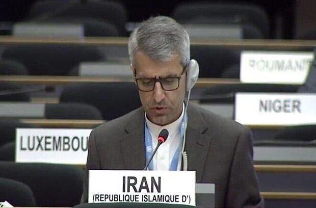 Iran calls on intl. community to react to killing of elite