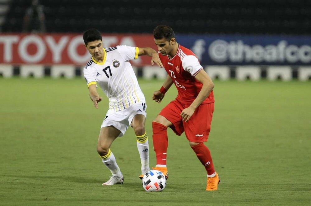 صعود پرسپولیس به فینال غرب آسیا/ شیرها انتقام تیمهای ایرانی را از پاختاکور گرفتند