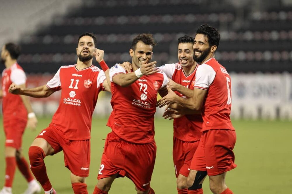 Persepolis Beat 10 Man Pakhtakor To Qualify For 2020 Acl West Semi Tehran Times