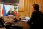پوتین و ماکرون خواستار توقف فوری درگیریها در قره باغ شدند
