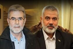 النخالة وهنية يلتقيان بالمعارضة البحرينية  للتوحّد في وجه التطبيع