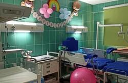 زایشگاه و اتاق عمل بیمارستان دیر افتتاح شد