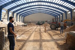 ۱۰ پروژه ورزشی تا پایان سال در مازندران تکمیل می شود