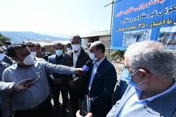 سیل و زلزله سال جاری به ۱۰۰۰ واحد مسکونی گلستان خسارت زد