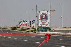 تقاطع غیر هم سطح شهید صیدی اراک به بهره برداری رسید