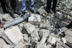 Mortar shells of Karabakh conflict injures Iranian child