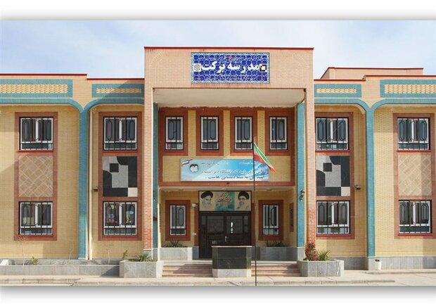 بهره برداری ۳ مدرسه جدید بنیاد برکت در مازندران