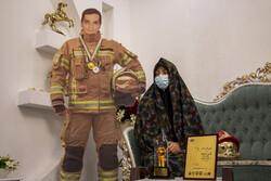 گفتگو با خانواده شهید حامد هوایی