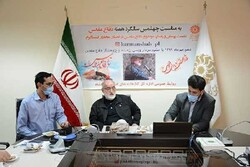 نشست مجازی پرسش و پاسخ درباره دفاع مقدس در کرمانشاه برگزار شد