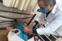 واکسیناسیون معلولان و سالمندان بهزیستی علیه آنفلوانزا
