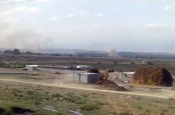 بیش از ۲۰ خمپاره به روستای قره قباق اصلاندوز اصابت کرد